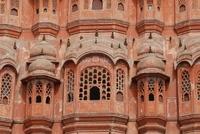 Hawa Mahal - Paleis der Winden - Jaipur India
