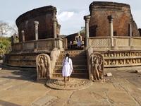 Pollonnaruwa Tempel Sri Lanka