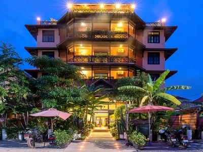 Siem Reap hotel Angkor Panoramic