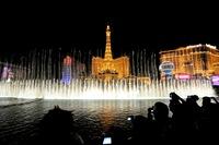 Las Vegas fontein Amerika USA