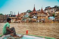 Rondreis Djoser India Varanasi Ganges