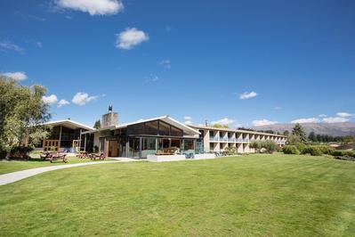 Wanaka Hotel Nieuw-Zeeland