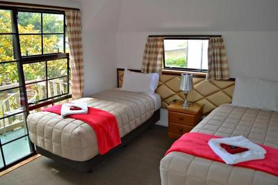 Southern Comfort Motel kamer Christchurch Nieuw-Zeeland