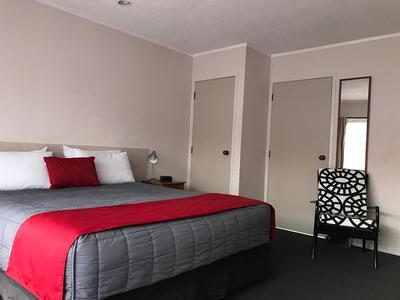 Edelweiss Motel kamer Paihia Nieuw-Zeeland