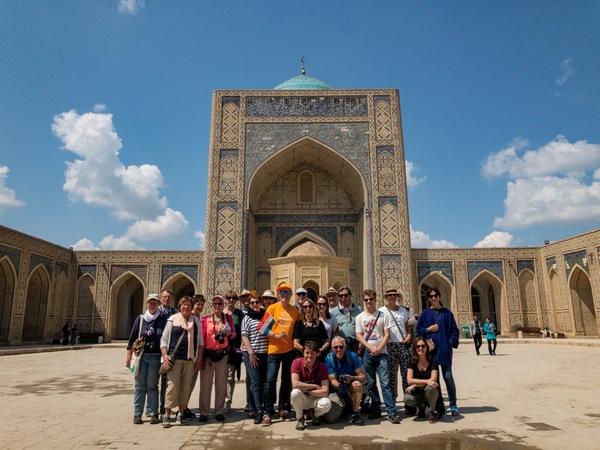 Groep Oezbekistan
