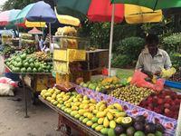 Fruitmarkt Sri Lanka