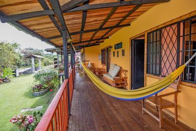 Alto de los Andaquies veranda San Agustín Colombia