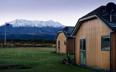 Discovery Lodge Tongariro Nieuw-Zeeland