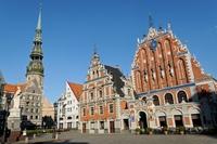 Riga plein Letland