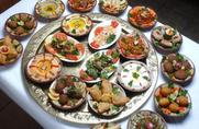 Libanese gerechten