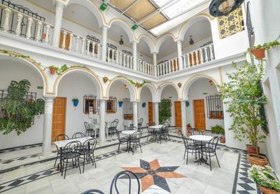 Hotel Los Omeyas hal Cordoba Spanje