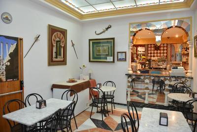 Hotel Los Omeyas restaurant Cordoba Spanje