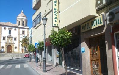 Hotel Royal Ronda Spanje