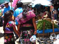 Markt van San Cristobal Mexico