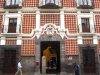 Huis in Puebla Mexico