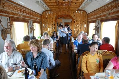 Restaurant Transsiberië Express