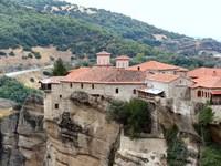 Klooster Meteora Griekenland