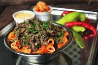 Egypte-Kebab - voedsel