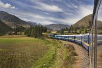 Trein Cusco Machu Picchu Peru