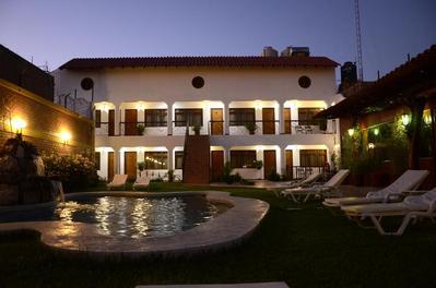 Hotel Oro Viejo Nasca Peru