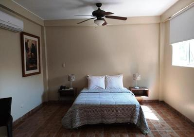 Hotel El Huacachinero kamer Huacachina Peru