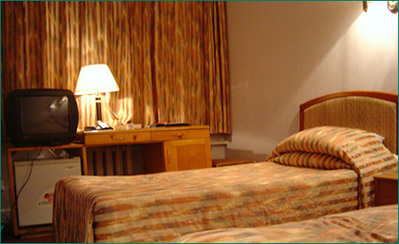 Transsieberië express rondreis hotel accommodatie overnachting Djoser