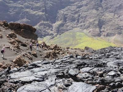 Wandelreis Kaapverdië
