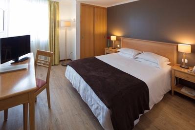 Hotel Orquidea kamer Funchan Madeira