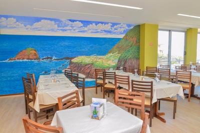Pensao Salgueiro restaurant Porto Moniz Madeira