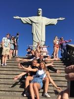 Brazilie Djoser groepsreis Family Christusbeeld Corcovado