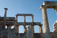 Aegina tempel Griekenland
