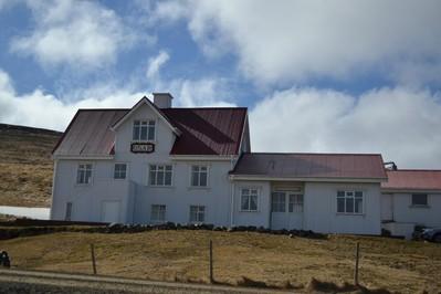 Youth Hostel Osar Vatnsnes IJsland