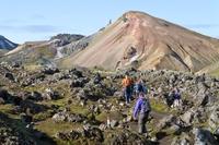 Landmannerlaugar IJsland