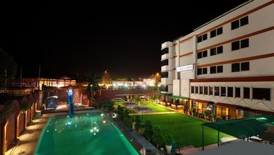 Amar Hotel Agra India