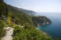 Kust Framura Cinque Terre Italie