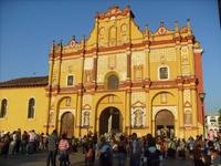 Kerk San Cristóbal Mexico