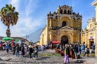 Kerk Hermano Pedro Antigua Guatemala