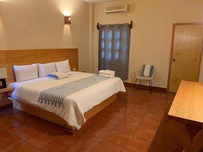 Hotel La Ceiba kamer Chiapa de Corzo