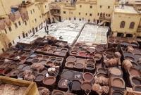 Fes leerlooijers Marokko