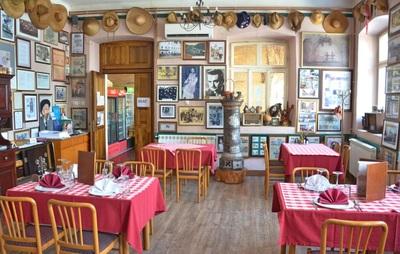 Montenegro Virpazar Hotel Pelikan restaurant