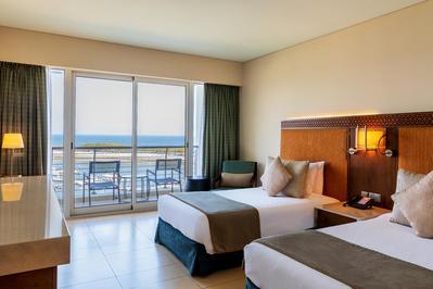 Millennium Hotel kamer Mussanah Oman