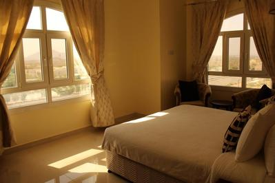 Nizwa Hotel Apartments kamer 2 Oman