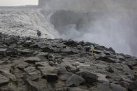 Dettifoss waterval IJsland