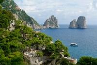 Capri eiland Italië