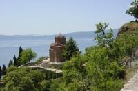 Kerk Ohrid Macedonië