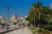 Boulevard Saranda Albanië