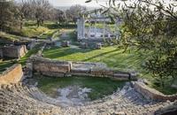 Apollonia Albanië