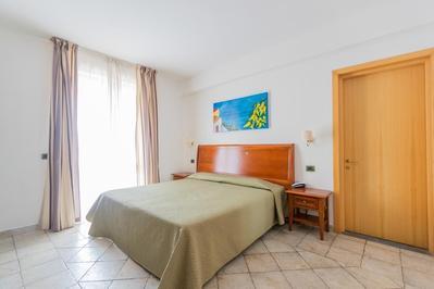 Grand Hotel Selinunte kamer Selinunte Italie