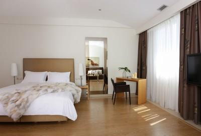 Chloe Luxury Hotel kamer Kastoria Griekenland