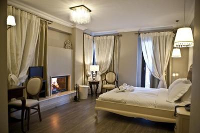 Boutique Hotel Melies kamer Loutraki Griekenland